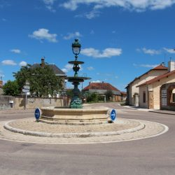 Fontaine – Ville sur Terre