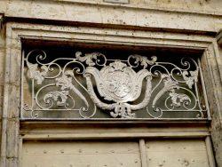 Imposte de la rue des Trois-Notre-Dame – Angoulême
