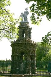 Monument à Saint Joseph – Colline de Sion – Saxon-Sion
