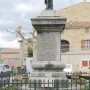 Monument aux morts - Lablachère - Image1