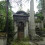 Portes de chapelles sépulcrales  - Division 18 - Cimetière du Père Lachaise - Paris (75020) - Image3