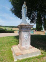 Vierge de Lourdes – Saint-Anatole – Giroussens