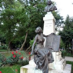 Monument à Gheorghe C. Cantacuzino – Bucarest – București