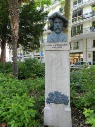 Monument à Robert de la Villehervé (Remplacé) – Le Havre