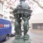 Fontaine Wallace - Boulevard Sérurier - Paris (75019) - Image2