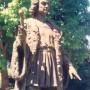 Christophe Colomb – Jardin du Musée de la Republique – Cristofo Colombo – Jardim do Museu da República - Image1