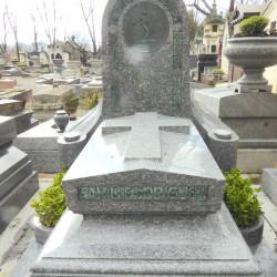 Tombe de la famille Driguet – Cimetière du Père Lachaise – Paris (75020)