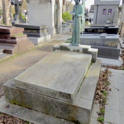 Tombe Huningue – Cimetière du Père-Lachaise – Paris (75020)