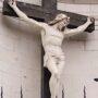 Christ en croix - Cathédrale Saint-Maurice - Angers - Image1