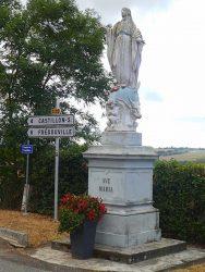 Vierge de Rome – Monferran-Savès