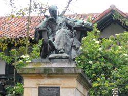Monumento a Rufino José Cuervo – Bogotá