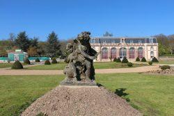 """Statue """"Groupe de Versailles"""" (4/4) – Château des Vaux – Pontgouin"""