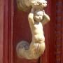 Panneaux de porte, battement, heurtoirs, marquise - Villeneuve sur Lot - Image1