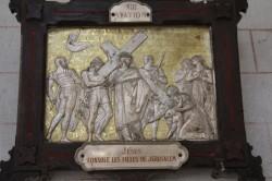 Chemin de croix – Eglise – Nomécourt