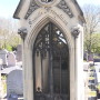 Portes de chapelles sépulcrales - Division 96 (2 - 2) - Cimetière du Père Lachaise - Paris (75020) - Image12