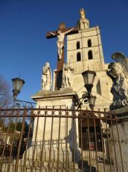 Calvaire – Rocher des Doms – Avignon