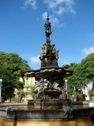 Chafariz – Grande fontaine – das Nereidas – Pelotas – Rio Grande do Sul