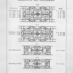 CAP_PL0039 – Balcons de croisées