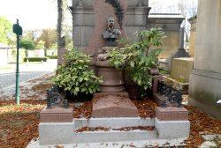 Buste d'Henry Dasson – Cimetière du père Lachaise – Paris (75020)