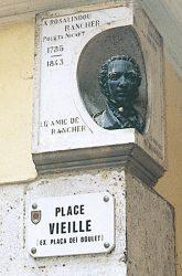 Monument à Joseph-Rosalinde Rancher – Nice