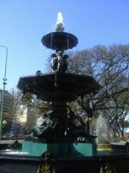 Fuentes – Fontaine –  Buenos Aires