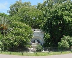 Fuente –  Fontaine – Acis y Anfitrite – Parque Lezama – Buenos Aires