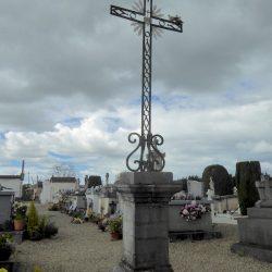 Croix de cimetière (1) – Albias
