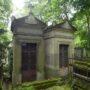 Portes de chapelles sépulcrales - Division 17 - Cimetière du Père Lachaise - Paris (75020) - Image2