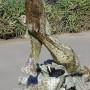 Fuente  Cocodrilo - Fontaine au Crocodile -  Jardín Zoológico - Buenos Aires - Image3