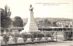 Monument à Augustin Duburcq (fondu) – La Ferté-sous-Jouarre