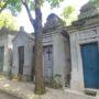 Portes de chapelles sépulcrales  - Division 54 - Cimetière du Père Lachaise - Paris (75020) - Image14