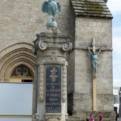Monument aux morts – La Jonchère-Saint-Maurice