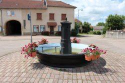 Fontaine – Sercoeur