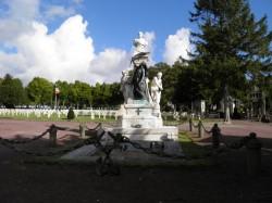 Monument funéraire de l'Amiral Courbet – Abbeville