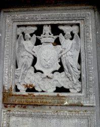 Portes de chapelles sépulcrales (1) – Division 49 sud-est – Cimetière du Père Lachaise – Paris (75020)