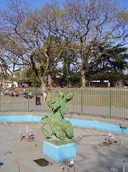Sirena – Sirène – Plaza Martin Fiero – Buenos Aires