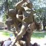 Tres niños desnudos - Enfants de Versailles - Buenos Aires - Image2