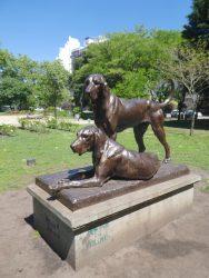 Le relais – Perros de recambio – Plaza San Martin – Mar del Plata