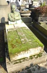 Tombe de la famille Say – Cimetière du Père-Lachaise – Paris (75020)