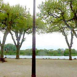 Candélabres – Promenade du Moulin – Moissac