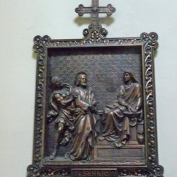 Chemin de Croix – Via Crucis – Capilla católica – Cementerio general – Santiago de Chile