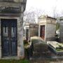 Portes de chapelles sépulcrales - Division 52 - Cimetière du Père Lachaise - Paris (75020) - Image3