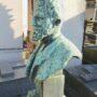 Buste de la sépulture Bloche - Cimetière de Montparnasse - Paris (75014) - Image2