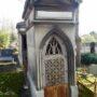 Portes de chapelles sépulcrales - Division 52 - Cimetière du Père Lachaise - Paris (75020) - Image19