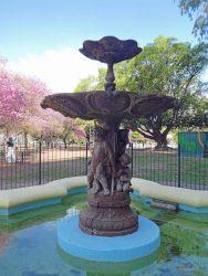 Fontaine – Fuente de los angelitos – Rosario