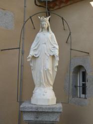 Vierge Immaculée – La Fontasse