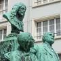 Monument aux frères Coquelin de la Comédie française - Boulogne-sur-Mer - Image8