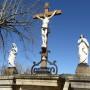 Calvaire  - Monument aux morts - Place de l'Église - Ginals - Image1