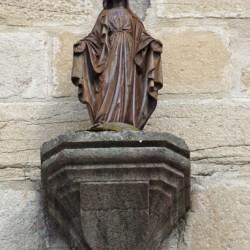 Vierge – rue des Cordeliers – Lons-le-Saunier