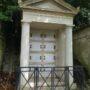 Entourages de tombes - Division 30 - Cimetière du Père-Lachaise - Paris (75020) - Image1